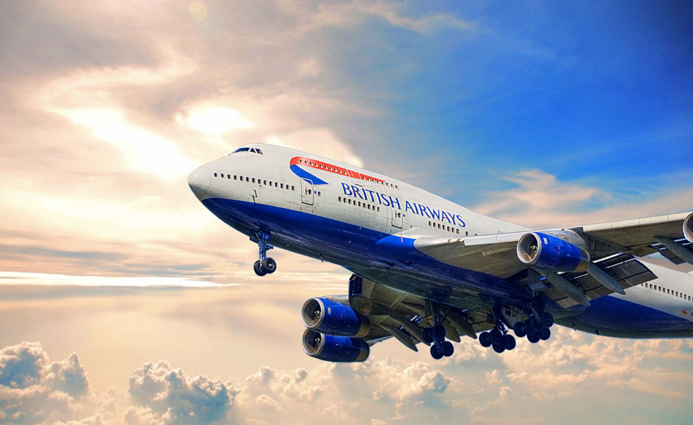 Current commercial challenges facing British Airways - Words | Report Example